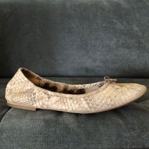 Leather l Ballet Flats